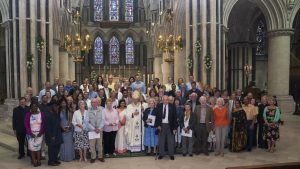 Marriage Celebration at Norwich Cathedral - Photograph 3